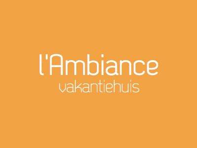 B2B furniture project for l'Ambiance vakantiehuis