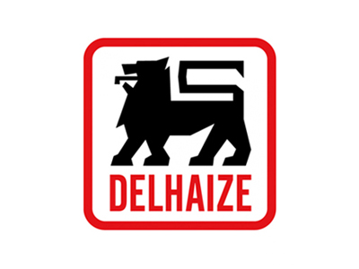 B2B furniture project for Delhaize