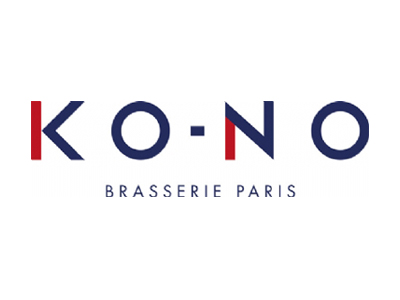 B2B furniture project for Kono - Brasserie Paris