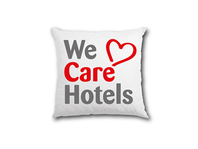 B2B furniture project for We Care Hotels